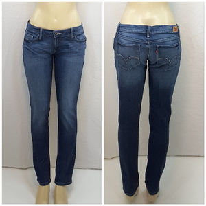 LEVI, LEVI'S 524 SKINNY, Jeans, size 11